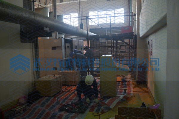 特试特电气试验中心完成发电机出口pt感应耐压及局部