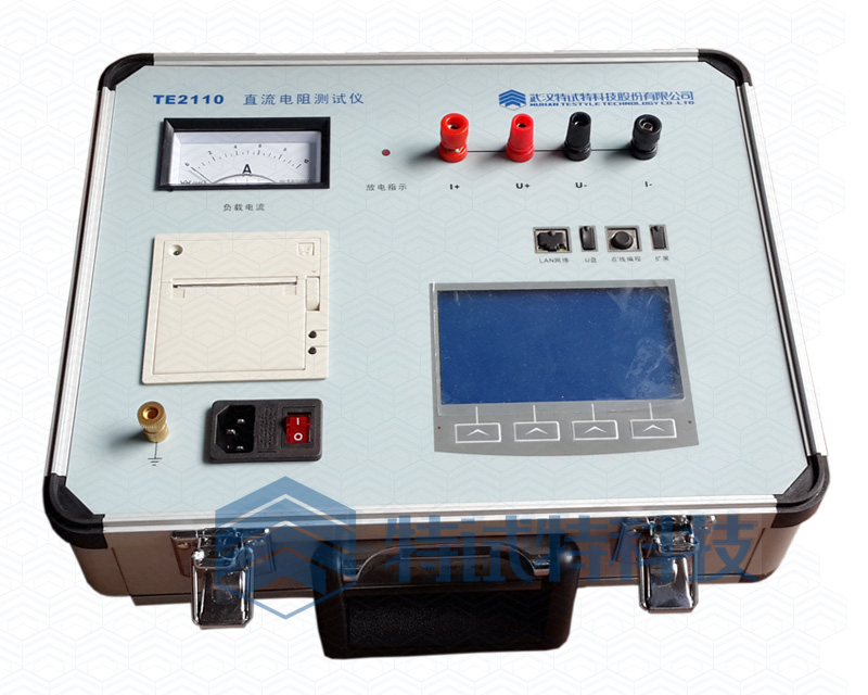 电动机或变压器等绕组的直流电阻怎么测试图片